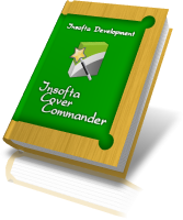 Cover Commander: Book