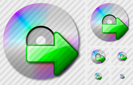 CD Read Icon