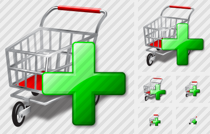 Icône Shop Add