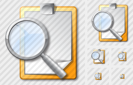 Task Search Icon