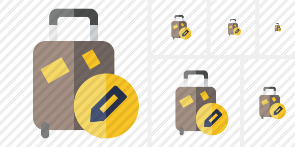 Baggage Edit Icon