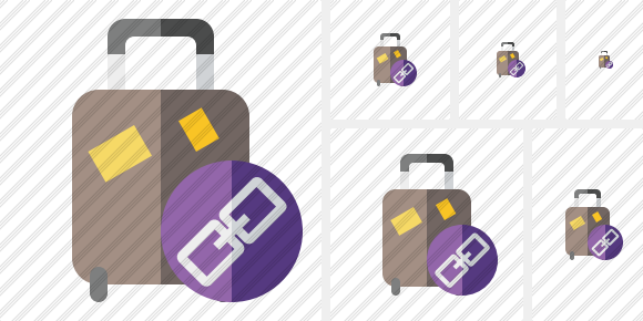 Baggage Link Icon