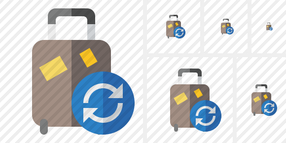 Baggage Refresh Icon