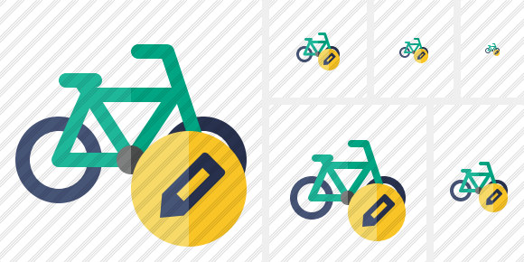 Bicycle Edit Symbol