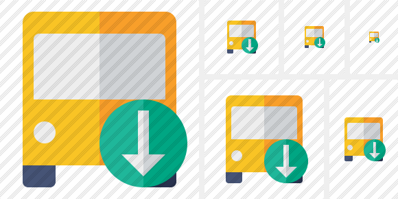 Bus 2 Download Icon