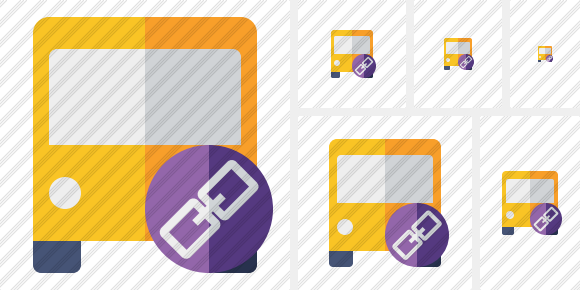 Bus 2 Link Icon