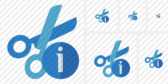 Cut Information Icon