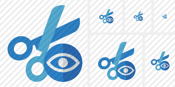 Cut View Icon