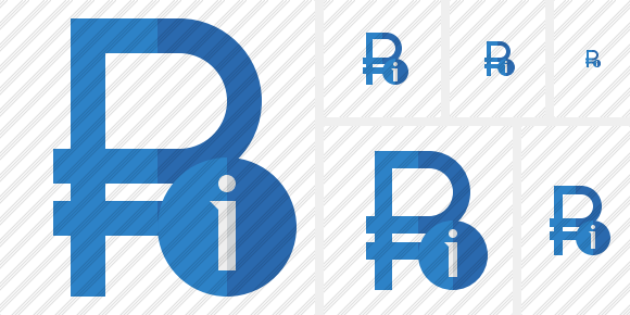 Ruble Information Icon
