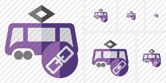 Tram Link Icon