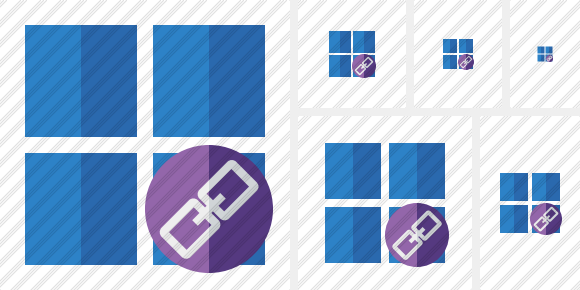 Windows Link Icon