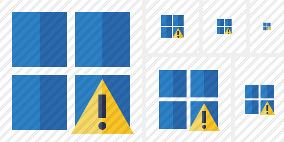Windows Warning Icon
