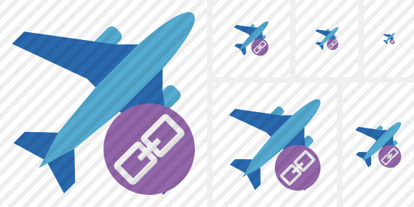 Airplane 2 Link Icon