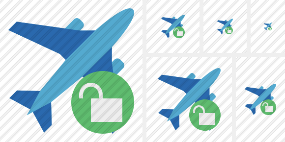 Airplane 2 Unlock Icon
