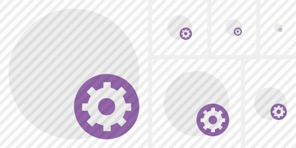 Icône Point Light Settings