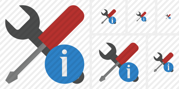 Tools Information Icon