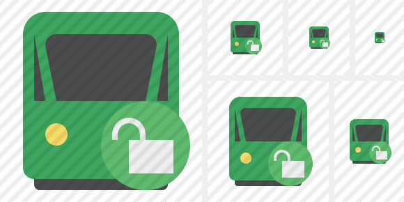 Train 2 Unlock Icon