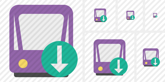 Tram 2 Download Symbol