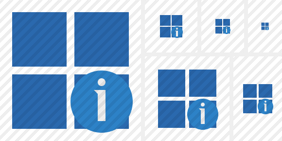 Windows Information Icon