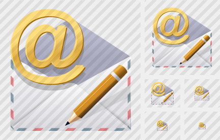 Create Email Icon