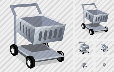 Shopping Cart 2 Symbol
