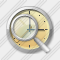 Clock Search Icon