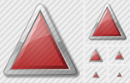 Triangle Red Icon