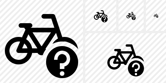 Bicycle Help Symbol