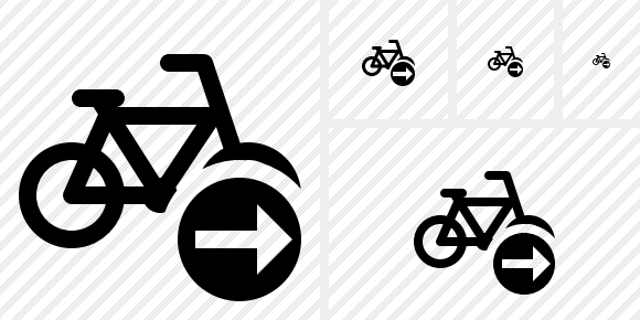 Bicycle Next Icon
