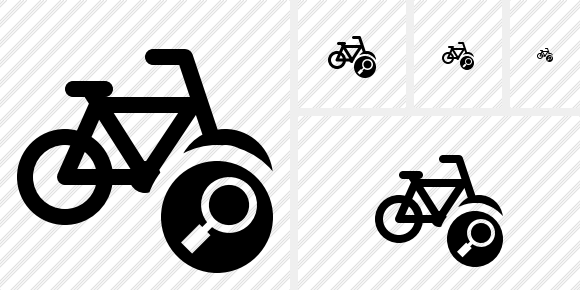 Icona Bicycle Cerca