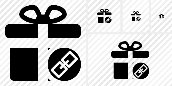 Gift Link Icon
