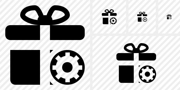 Gift Settings Icon
