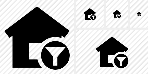 Home Filter Icon