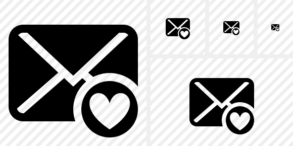 Mail Favorites Symbol