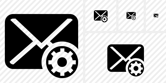 Mail Settings Symbol