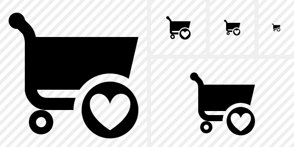 Shopping Favorites Symbol