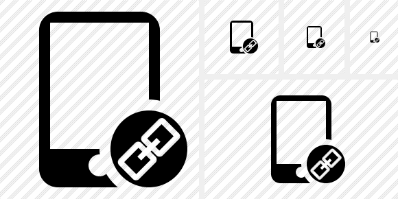 Smartphone Link Icon