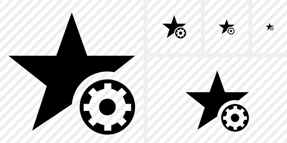 Star Settings Symbol