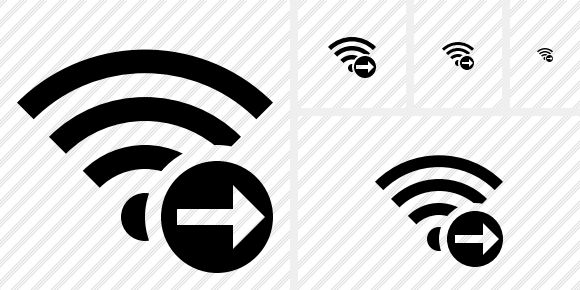Wi Fi Next Icon