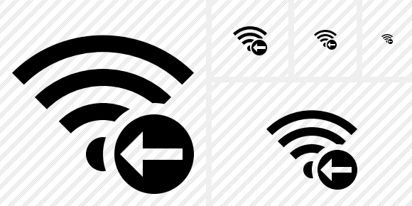 Wi Fi Previous Icon