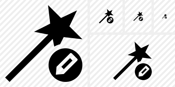 Wizard Edit Symbol