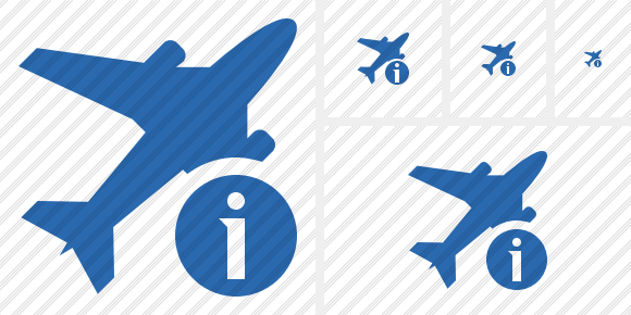Airplane 2 Information Icon