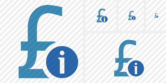 Pound Information Icon