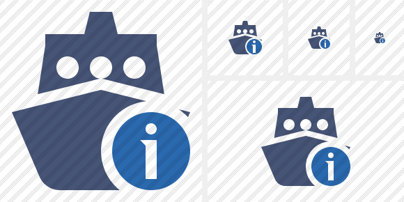 Ship 2 Information Icon