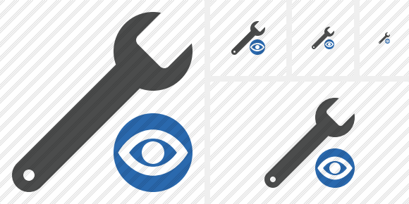 Spanner View Icon