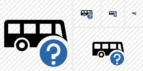 Bus Help Icon