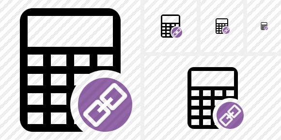 Calculator Link Icon