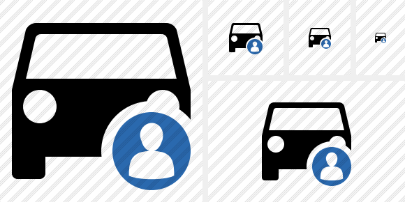 Car 2 User Icon