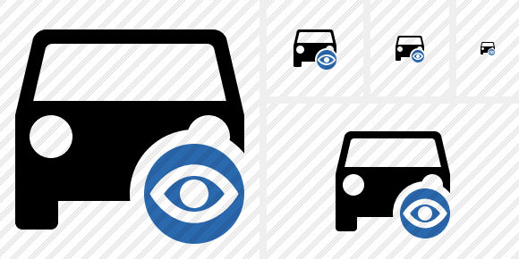Car 2 View Icon