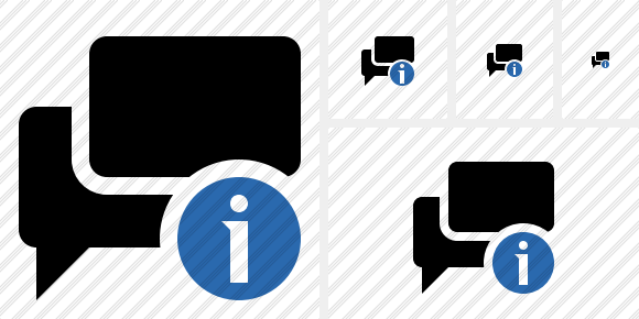 Chat 2 Information Icon